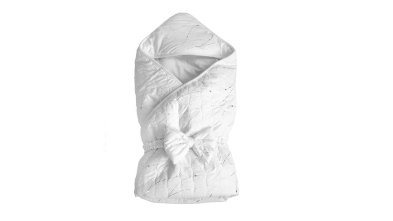 Конверт/одеяло на выписку Серебряные сны фото (0)