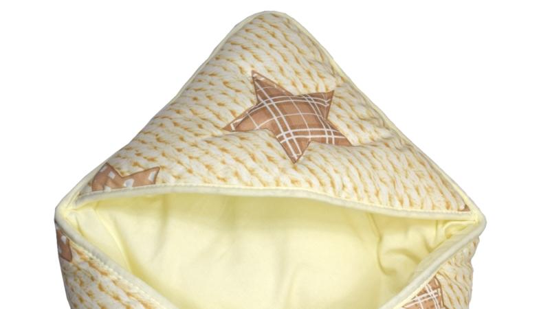 Конверт/одеяло на выписку Звёздочка фото (4)