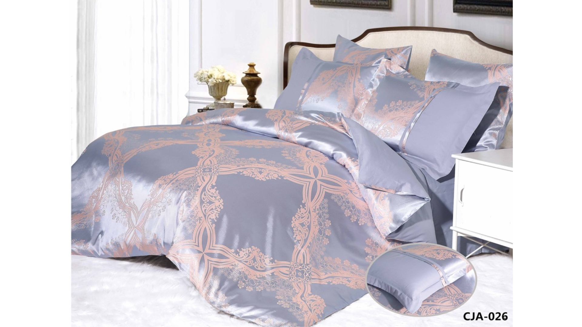 Комплект постельного белья AlViTek (CJA-026) фото FullHD (0)