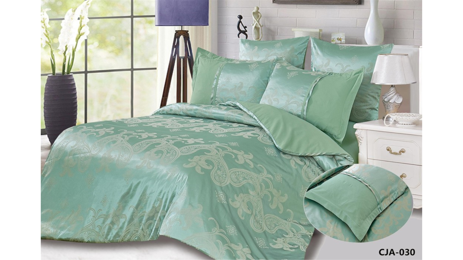 Комплект постельного белья AlViTek (CJA-030) фото FullHD (0)