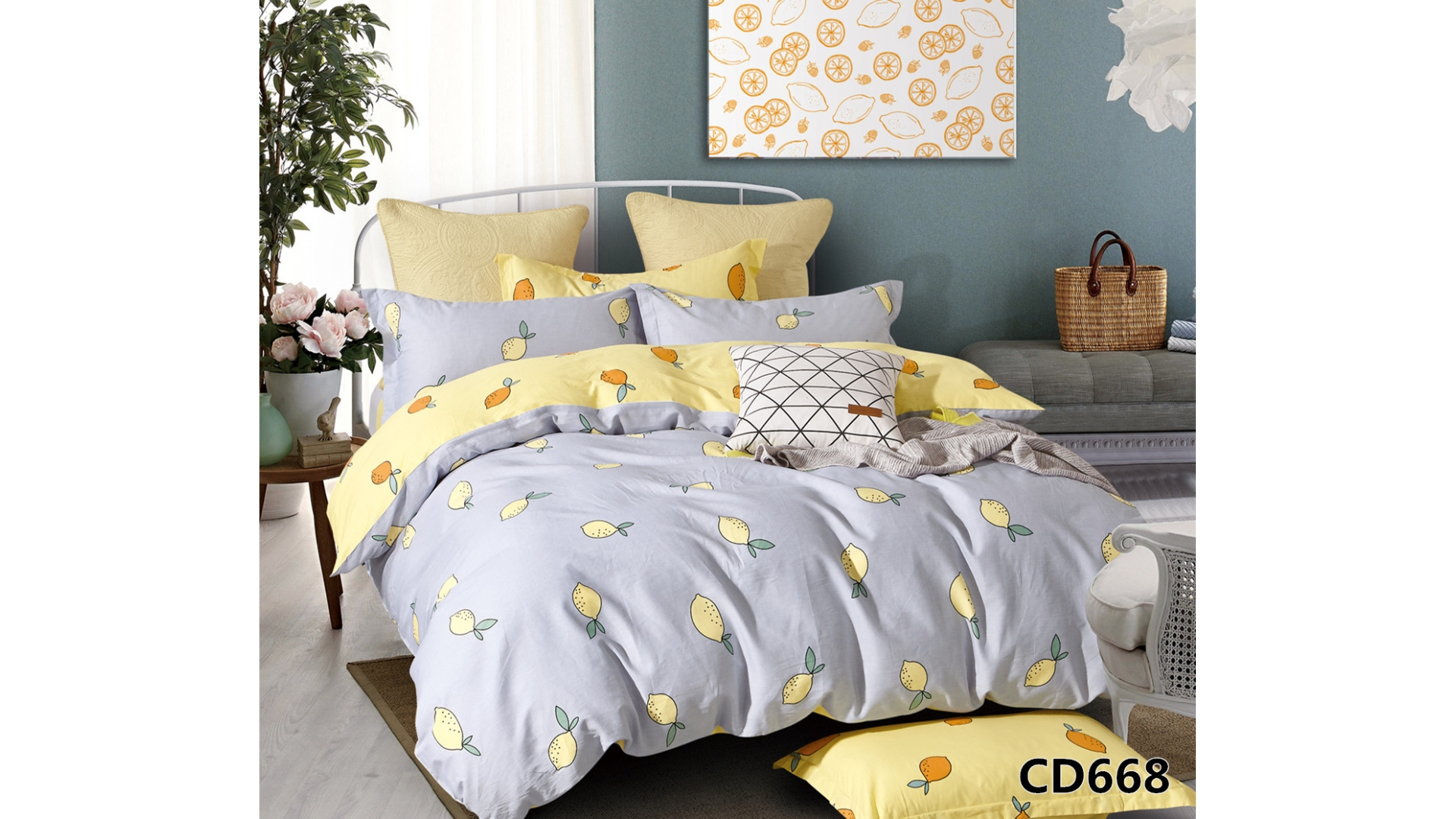 Комплект постельного белья Арлет (CD668) фото FullHD (0)