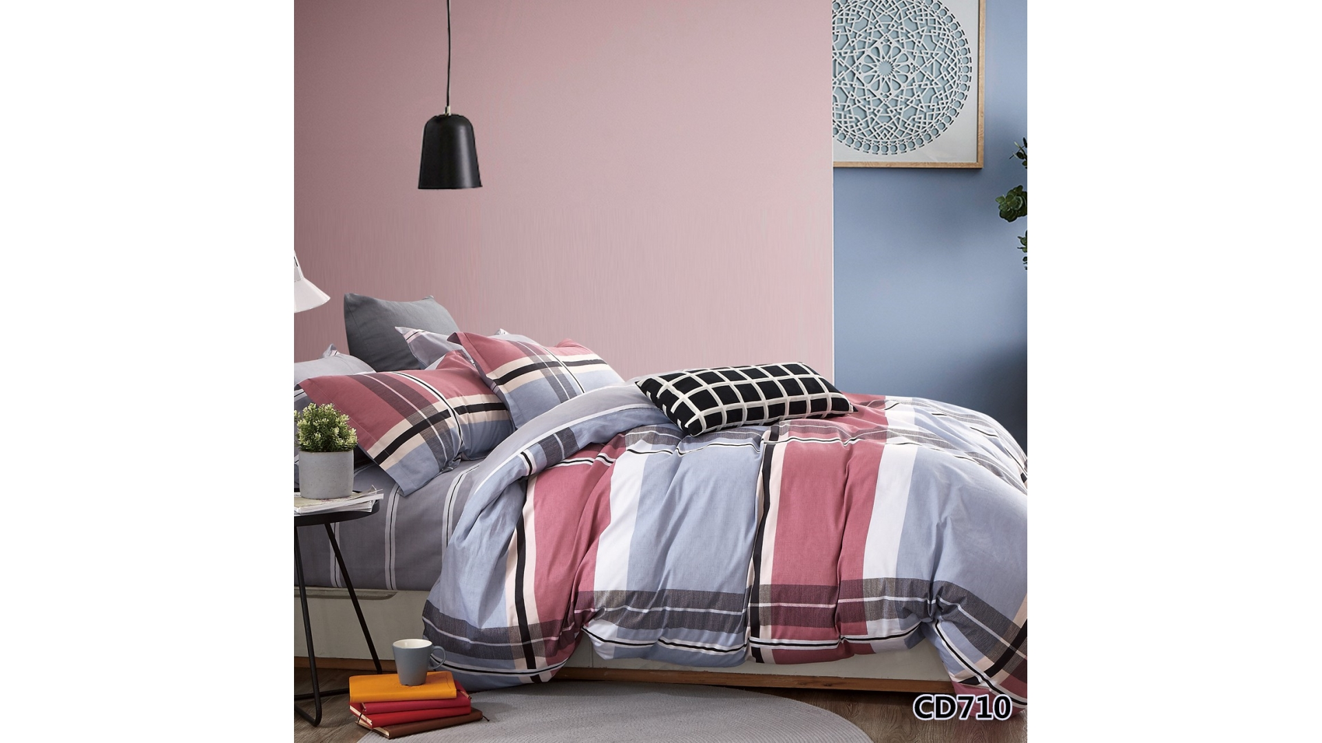 Комплект постельного белья Арлет (CD710)  фото FullHD (0)