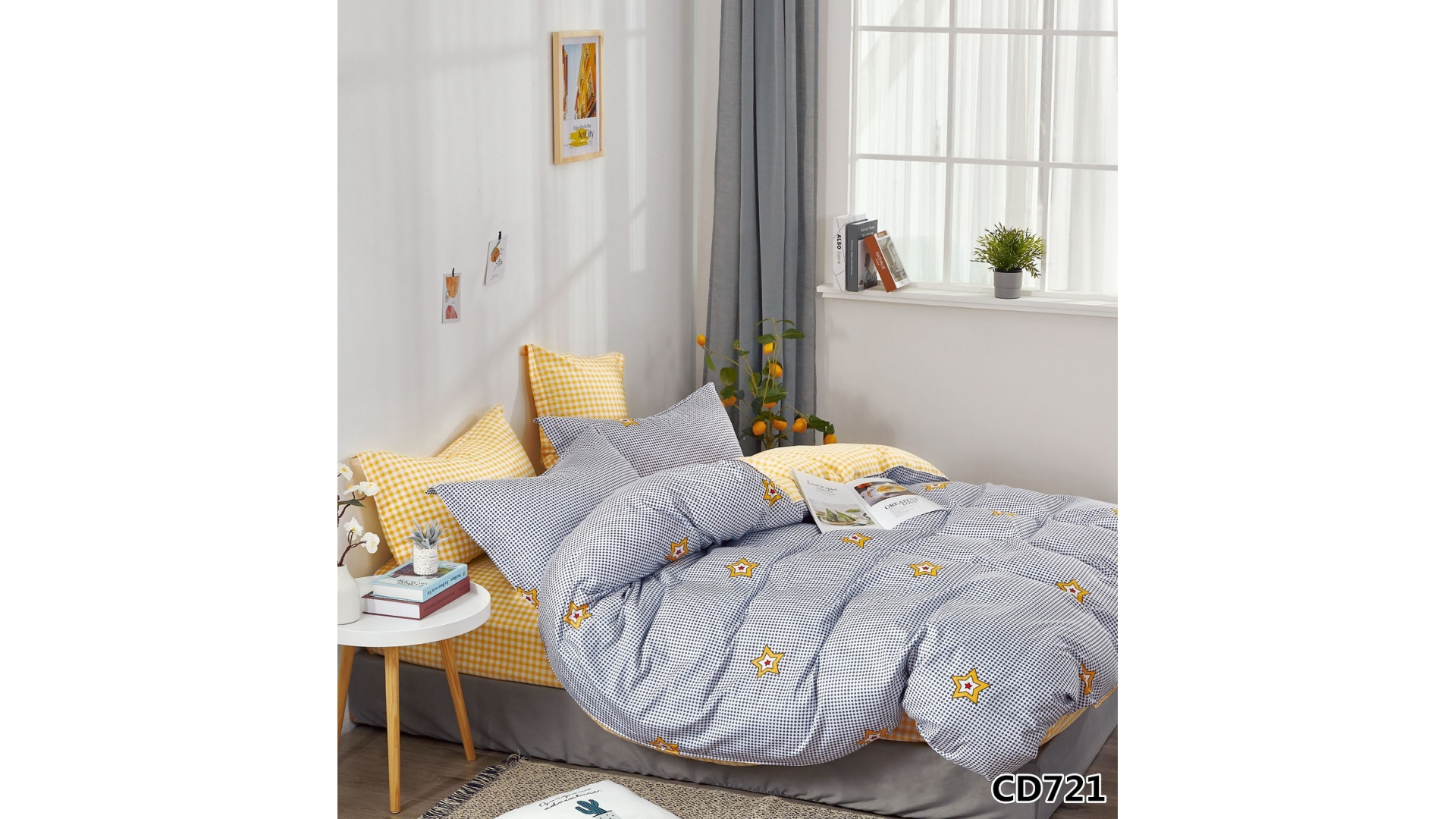 Комплект постельного белья Арлет (CD721)  фото FullHD (0)