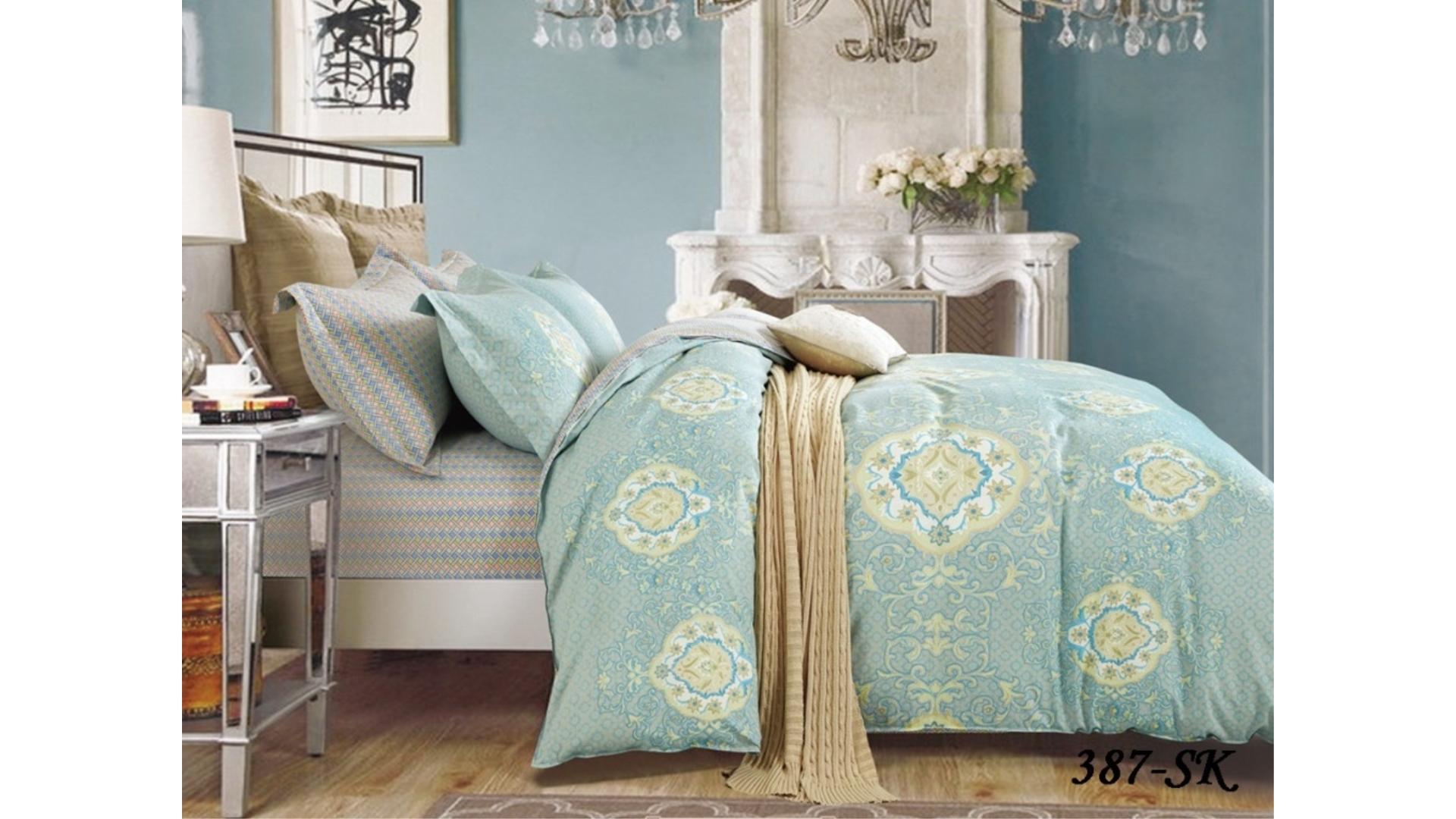 Комплект постельного белья CLEO (SK-387) фото FullHD (0)