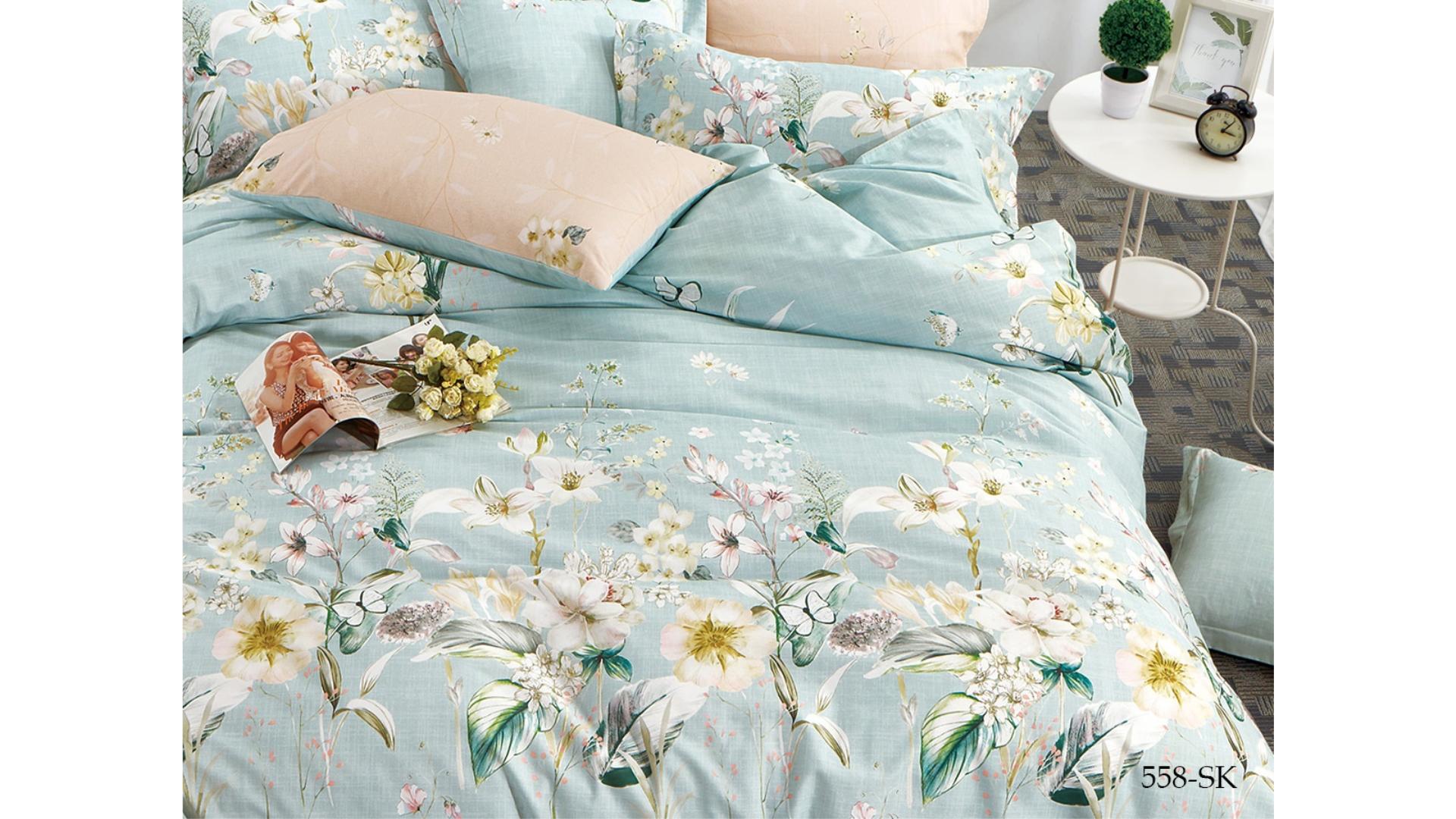Комплект постельного белья CLEO (SK-558) фото FullHD (0)