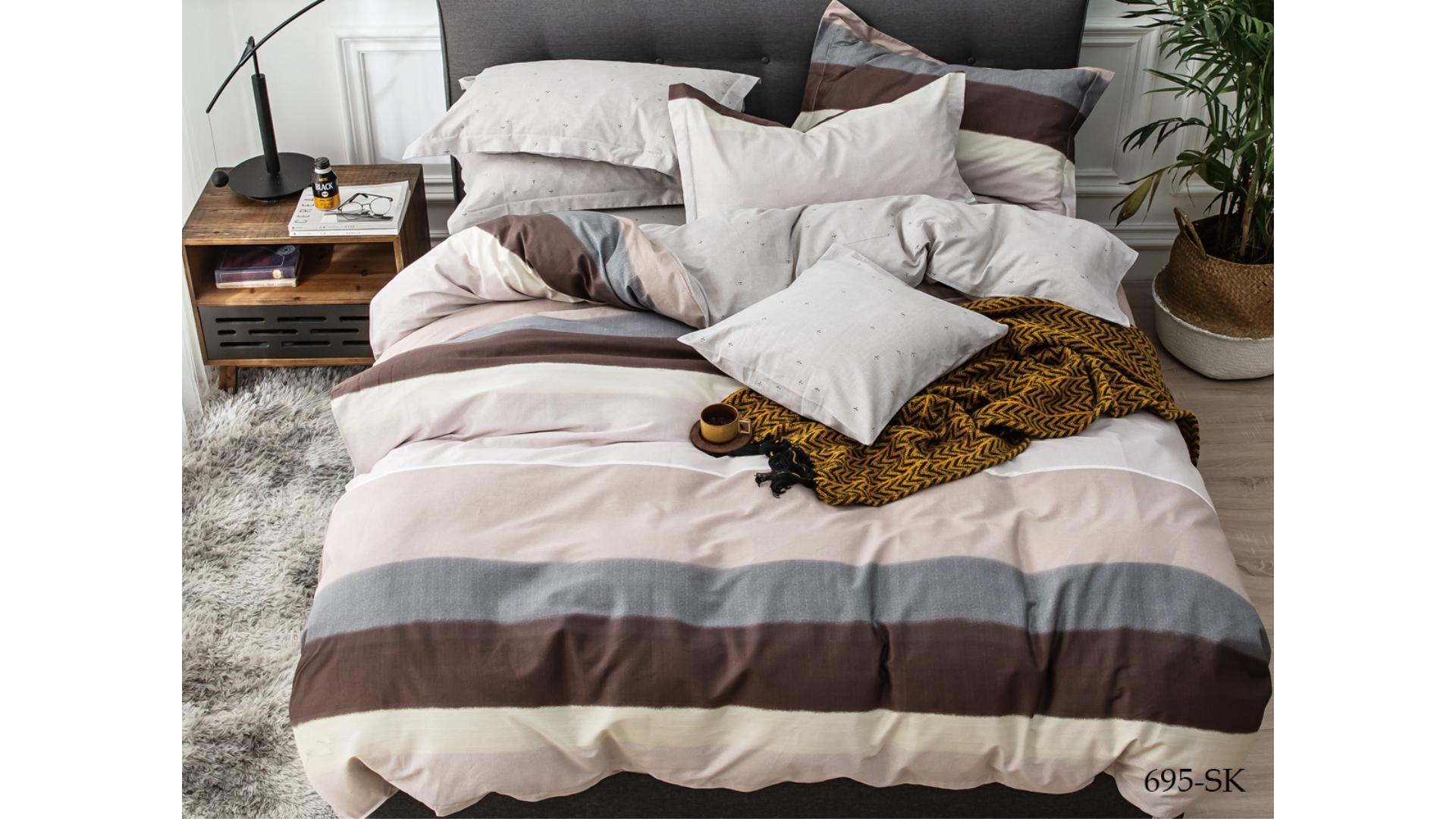 Комплект постельного белья CLEO (SK-695) фото FullHD (0)