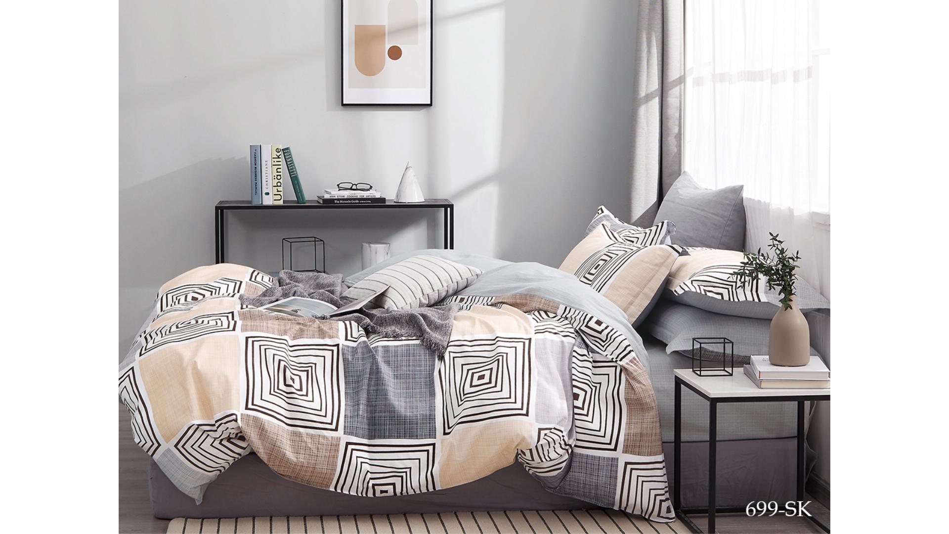 Комплект постельного белья CLEO (SK-699) фото FullHD (0)