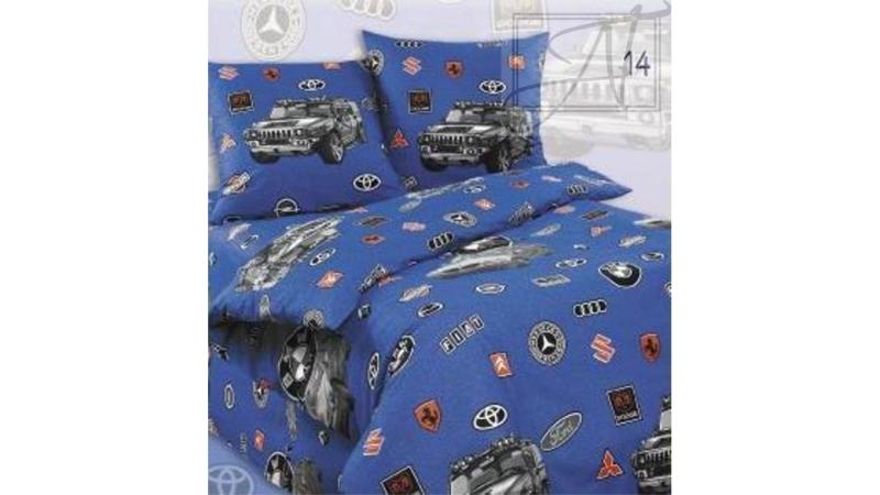 Комплект постельного белья Экзотика (14) фото (0)