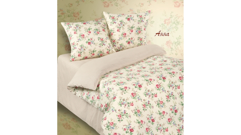 Комплект постельного белья Экзотика (Анна)  фото (0)