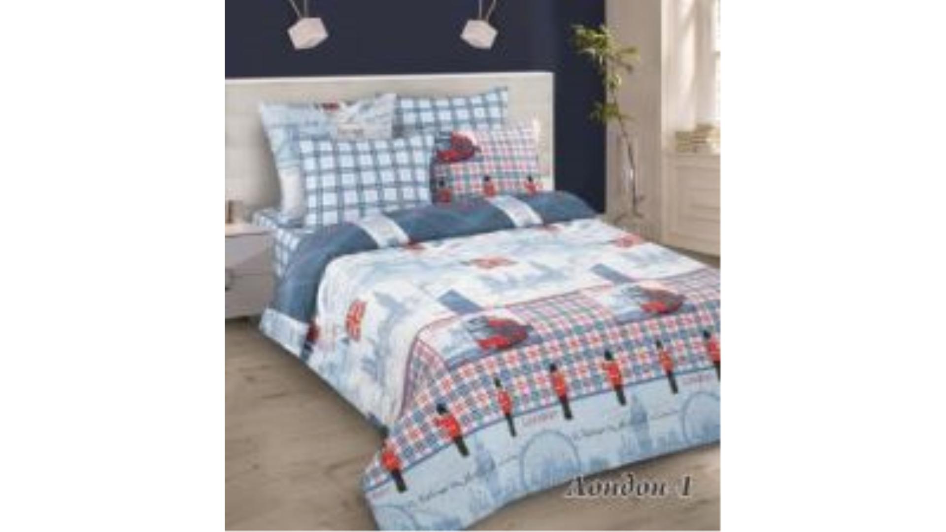 Комплект постельного белья Экзотика (Лондон-1*) фото FullHD (0)