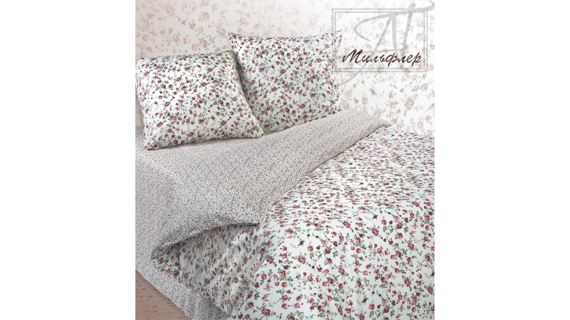 Комплект постельного белья Экзотика (Мильфлер) фото FullHD (0)