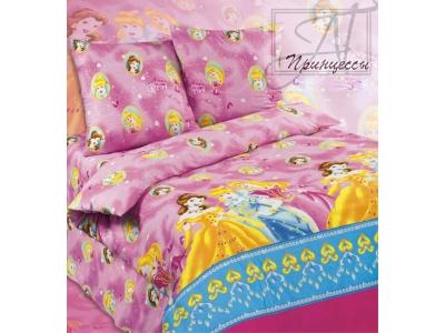 Комплект постельного белья Экзотика (Принцессы) фото
