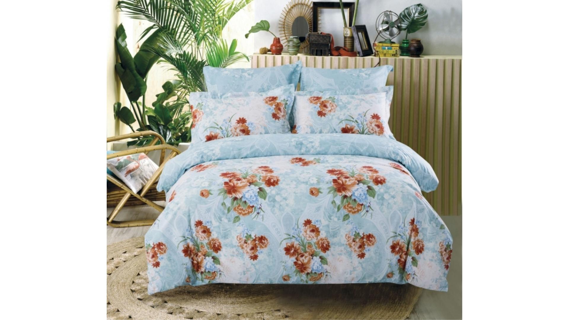Комплект постельного белья СайлиД (B-166)  фото FullHD (0)