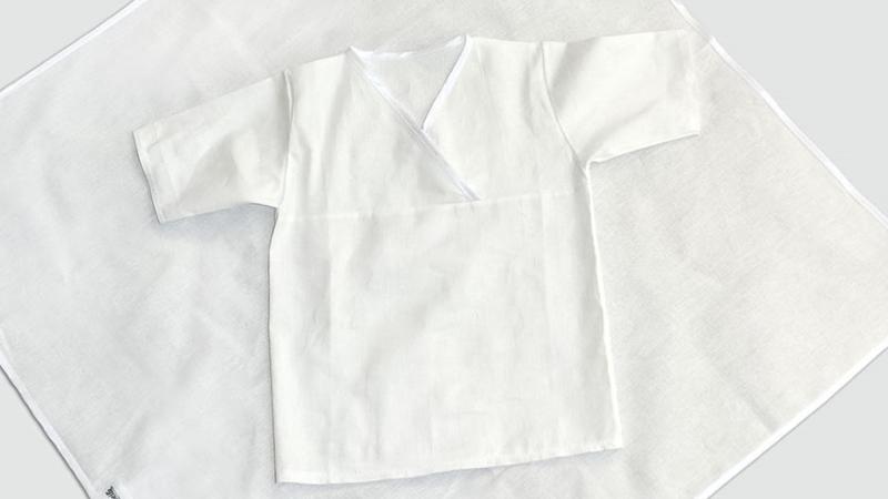 Крестильный набор Универсальный для новорожденного фото (3)