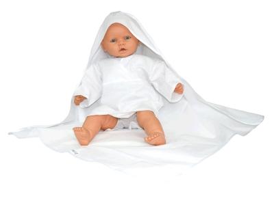 Крестильный набор Универсальный для новорожденного фото
