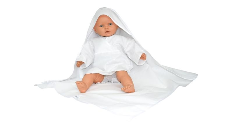Крестильный набор Универсальный для новорожденного фото (0)