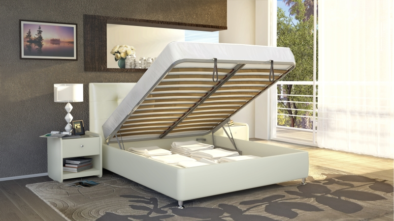 Кровать AmeLia фото (1)