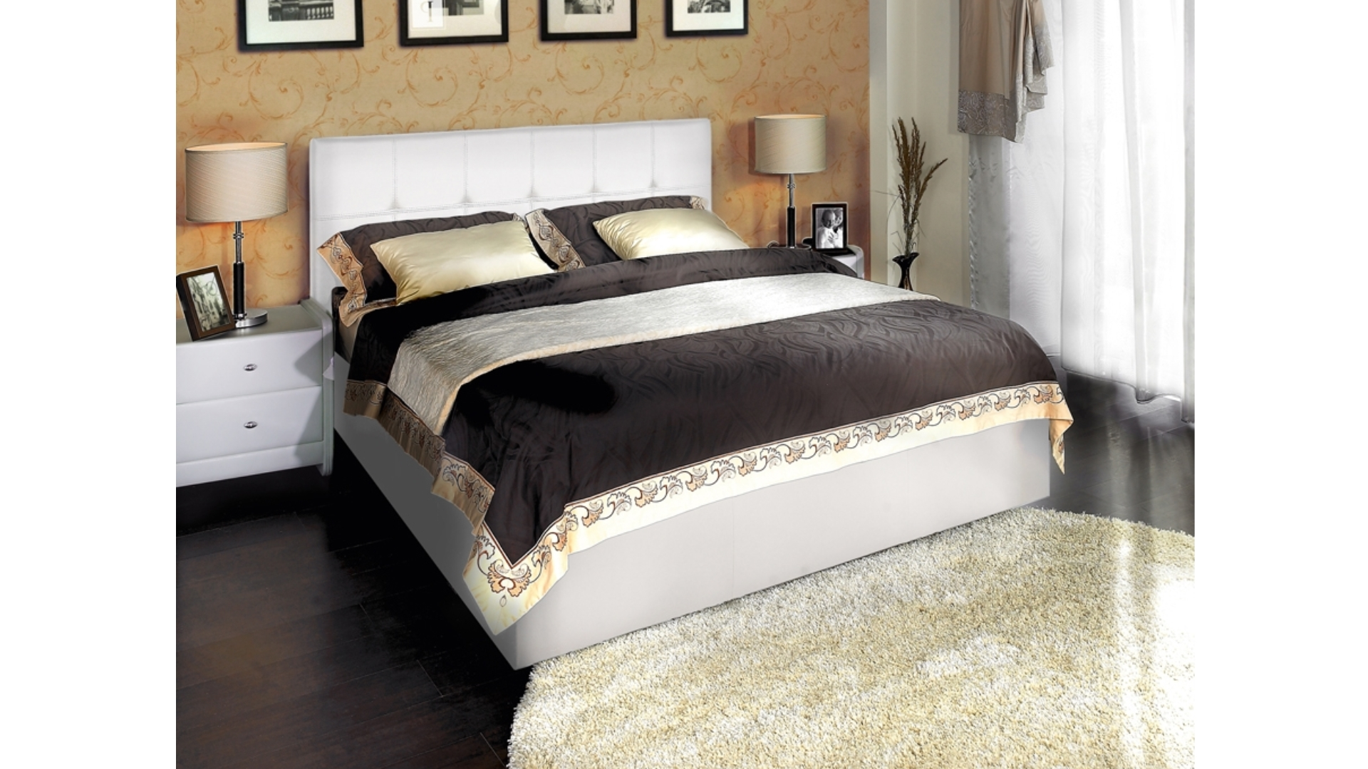Кровать Greta фото FullHD (0)