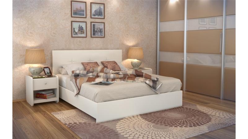 Кровать ISABELLA фото (1)