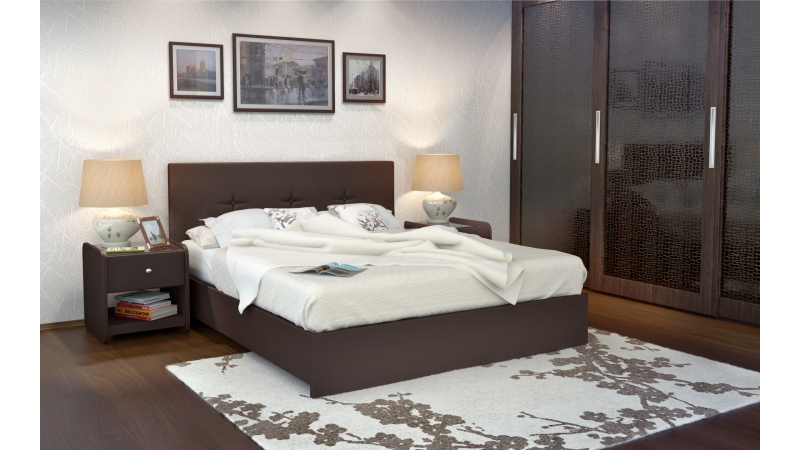 Кровать ISABELLA фото (2)