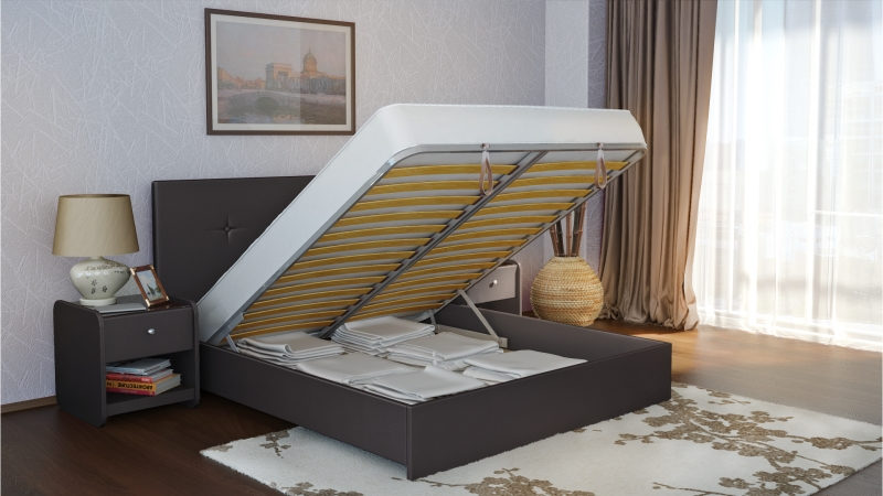Кровать ISABELLA фото (3)