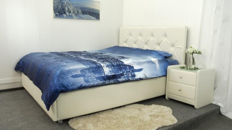 Кровать Рона 160х200 (02)  фото (1)