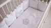 Кроватка для новорожденного Анюта (цв. белый) фото мни (2)