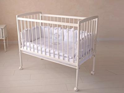 Кроватка для новорожденного Анюта, белый фото