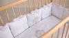 Кроватка для новорожденного Анюта (цв. натуральный) фото мни (2)
