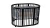 Кроватка для новорожденного Грация 8 в 1 (цв. венге) фото мни (3)