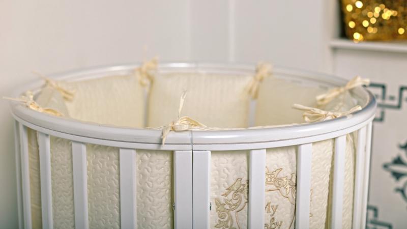 Кроватка для новорожденного Мия 7 в 1 (цв. белый) фото (2)