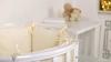 Кроватка для новорожденного Мия 7 в 1 (цв. белый) фото мни (3)