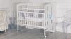 Кроватка для новорожденного Принц (цв. белый) фото мни (0)