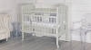 Кроватка для новорожденного Принц (цв. серый) фото мни (0)