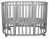 Кроватка для новорожденного Соня 8 в 1 (цв. серый элит) фото мни (5)