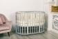 Кроватка для новорожденного Соня 8 в 1 (цв. серый элит) фото мни (0)