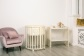 Кроватка для новорожденного Соня 8 в 1 (цв. слон.кость) фото мни (1)