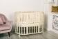 Кроватка для новорожденного Соня 8 в 1 (цв. слон.кость) фото мни (0)