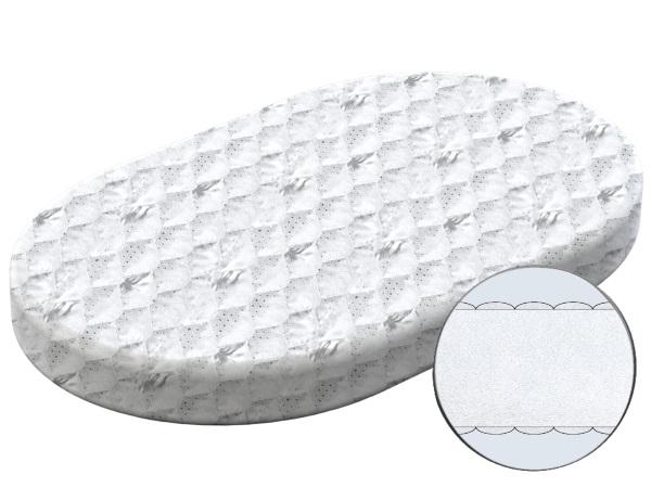 Матрасик для новорожденного Матрас Ленивец-1 (овал) фото (0)
