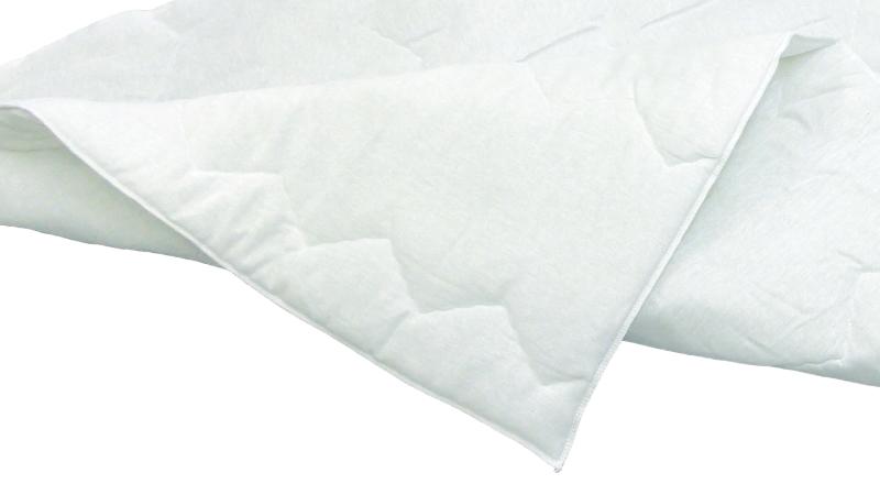 В кроватку новорожденного Одеяло не окантованное (106х142 см) фото (1)