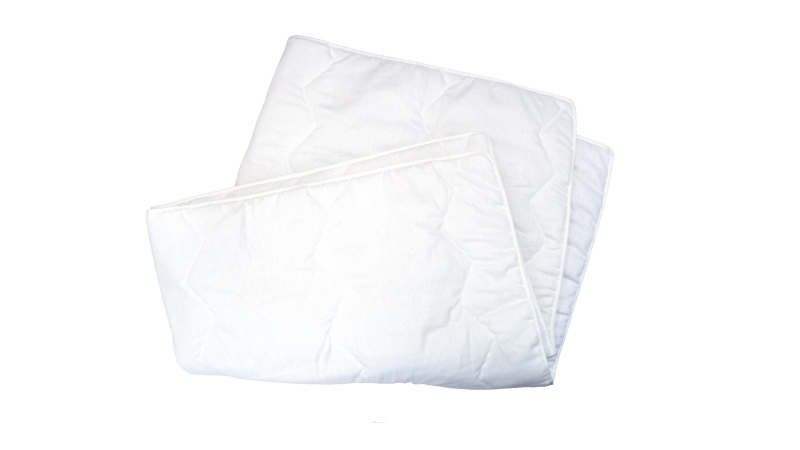 В кроватку новорожденного Одеяло окантованное (106*142 см) фото (0)