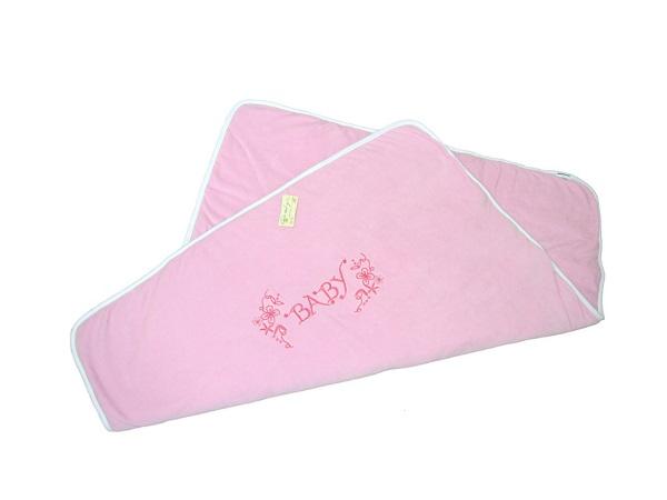 В кроватку новорожденного Плед Изабэль (розовый) фото (0)