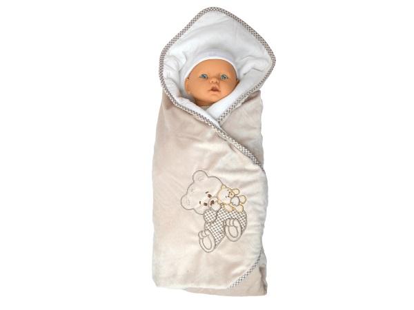 В кроватку новорожденного Плед Мими фото (1)