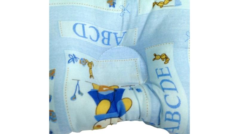 В кроватку новорожденного Подушка анатомическая фото (2)