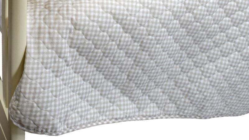 В кроватку новорожденного Покрывало-пододеяльник Нежный фото (2)