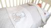 В кроватку новорожденного Покрывало-пододеяльник Нежный фото мни (3)
