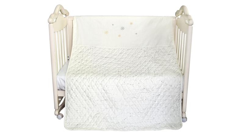 В кроватку новорожденного Покрывало-пододеяльник Ника фото (1)