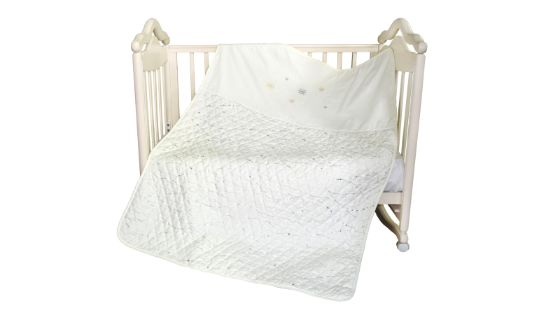 В кроватку новорожденного Покрывало-пододеяльник Ника фото (0)