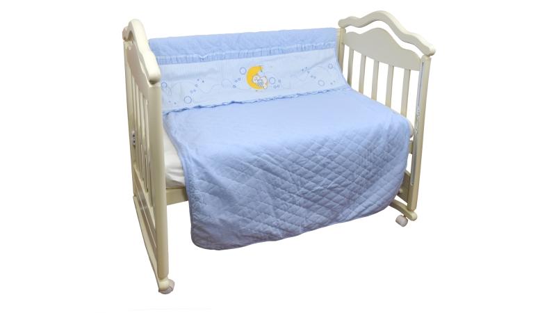 В кроватку новорожденного Покрывало-пододеяльник Соня фото (1)