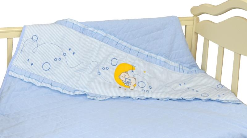 В кроватку новорожденного Покрывало-пододеяльник Соня фото (2)